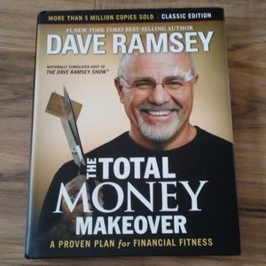 Dave Ramsey The Total Money Makeover Book